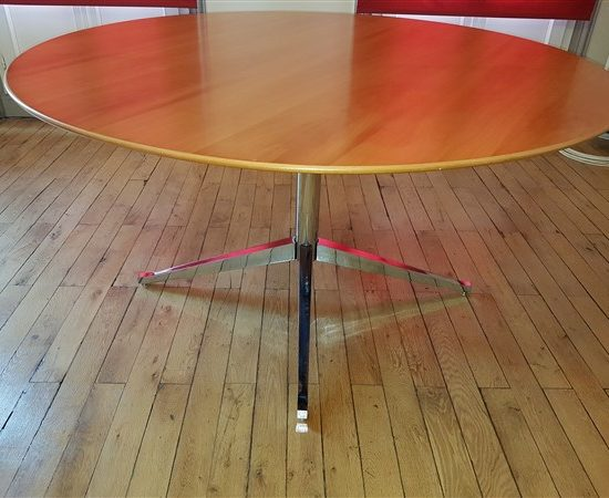 Table Florence Knoll pour Knoll