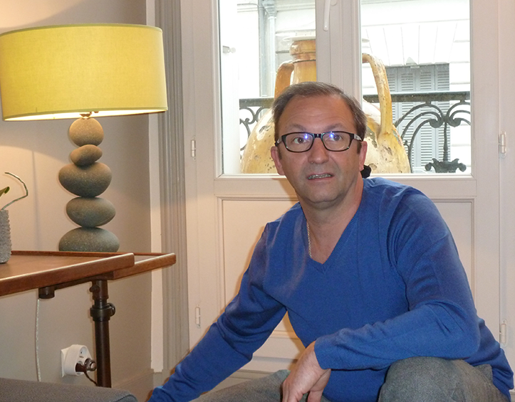 Portrait de Laurent